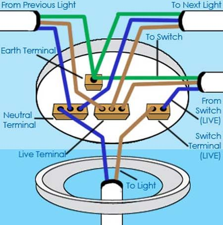 20 best electical wiring images on pinterest electrical wiring diagram of a ceiling rose aloadofball Choice Image