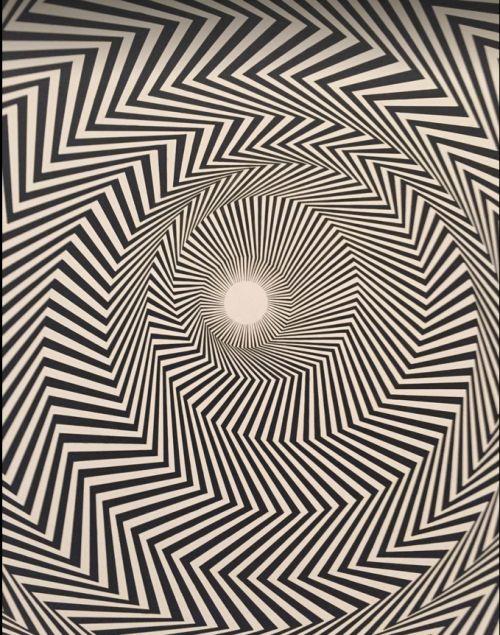 Bridget Riley. Spiral. 1969