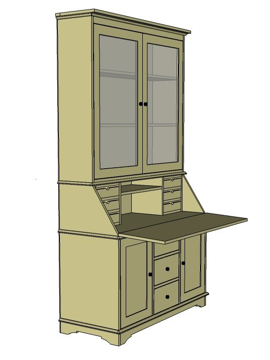 Ana White | Build a Grant Base Plans | Free and Easy DIY Project and Furniture Plans