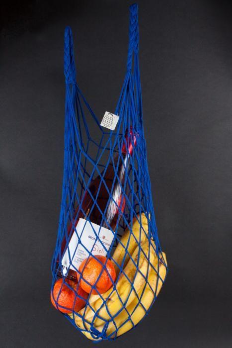 Czech string bag
