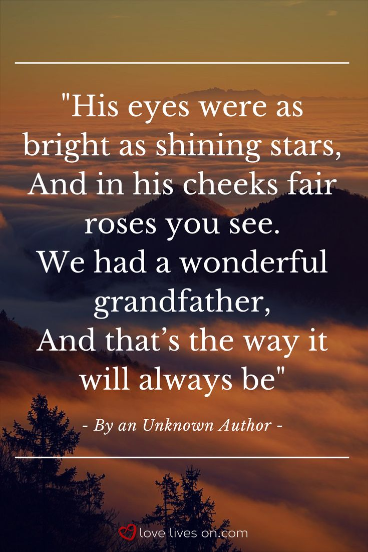 Quotes For Grandpa 21 Best Funeral Poems For Grandpa Images On Pinterest  Funeral
