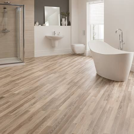 new from karndean da vinci flooring range wood and stone effect floors bathroom