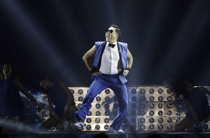 How illegal sharing actually helped Psy break YouTube.