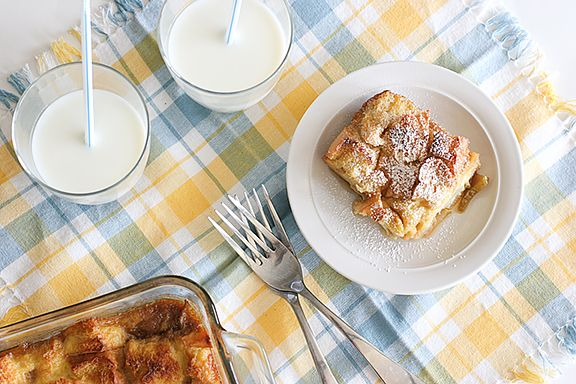 pear vanilla french toast