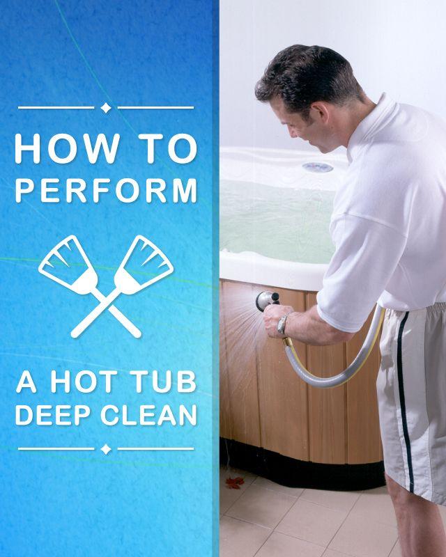 100 best Hot Tub Maintenance images on Pinterest | Bubble baths ...