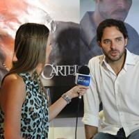 Rueda de prensa de El Cartel de los Sapos en Celebrities Suites