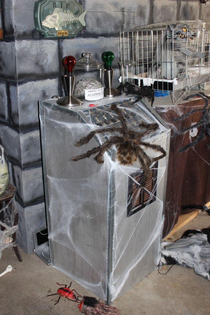 laboratory idea pic on halloween forum