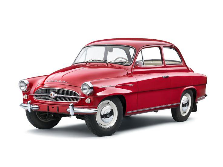 1959-64 Škoda Octavia