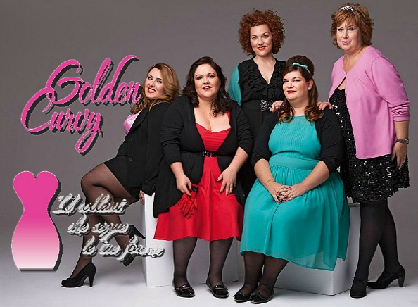 5 italian curvy bloggers collaborated with goldenpoint and helped improve curvy tights 39 golden - La diva delle curve ...