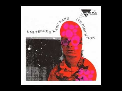 """Jimi Tenor & Kabu Kabu - Me I Say Yes. This track also appears on the official WDC Helsinki 2012 soundtrack, """"Streets Ahead""""."""