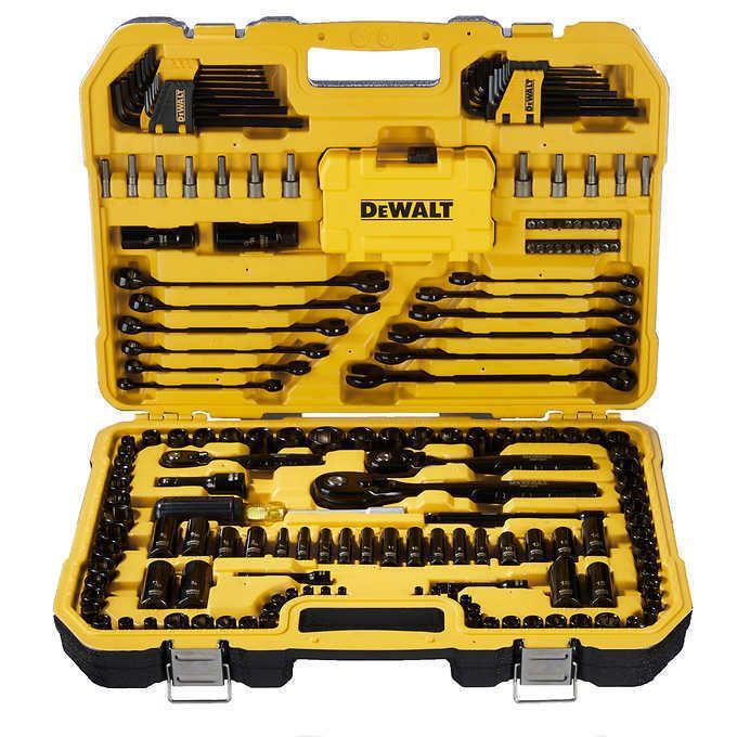 Dewalt 247 tool set old work electrical box