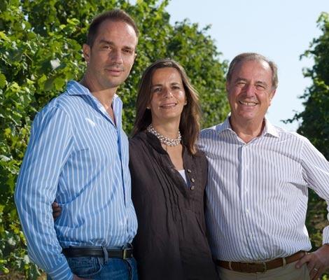 Alberto, Sarah e Armando Serena  http://www.montelvini.it/