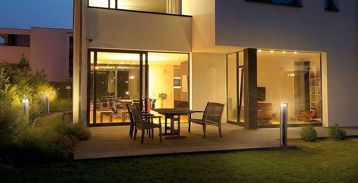 Außenleuchten - Edle Außenlampen für jeden Stil