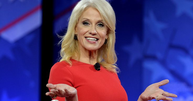 Kellyanne Conway Defends Medicaid Cuts, Says Adults Can Always Find Jobs Reality check: Most of them have jobs already.