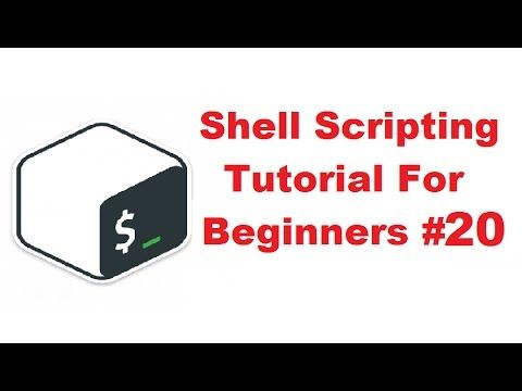 Shell Scripting Tutorial for Beginners 20 - FOR loop to execute commands