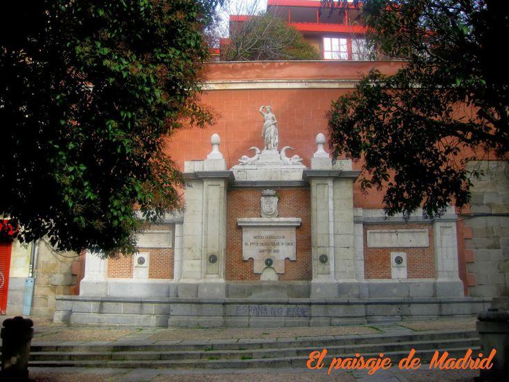 El paisaje de Madrid: El desaparecido Convento del Sacramento-Diana Cazadora http://elpaisajedemadrid.blogspot.com.es/2014/03/el-desaparecido-convento-del-sacramento.html