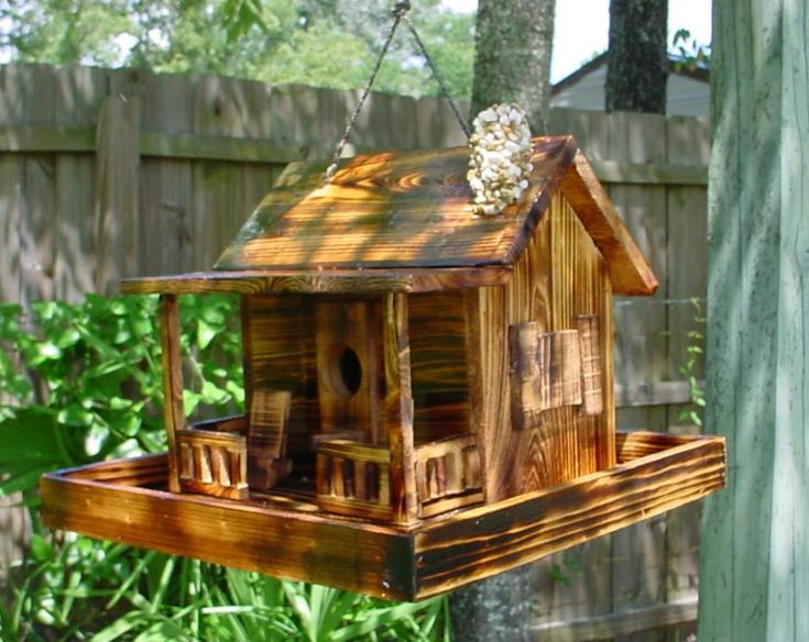 1000 Ideas About Homemade Bird Houses On Pinterest
