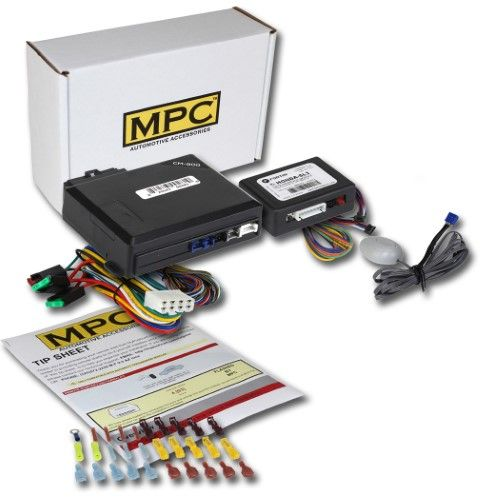 Complete Add On Remote Start Kit For 2005 2007 Honda Accord Uses