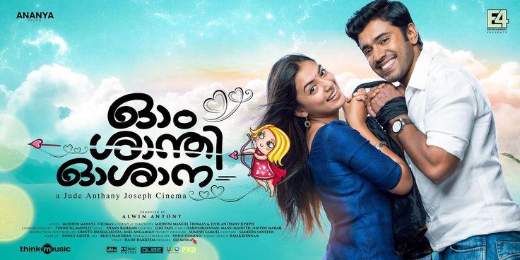 Watch Online Om Shanti Oshana Malayalam Full Movie