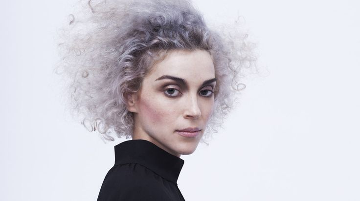 Yum. St. Vincent's new, self-titled album comes out Feb. 25.