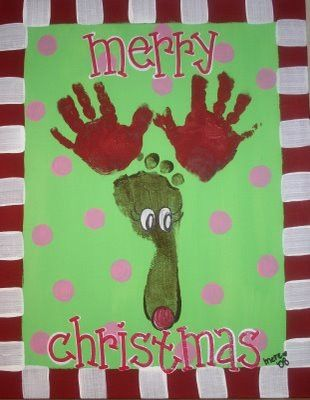 A great Christmas craft for the kids