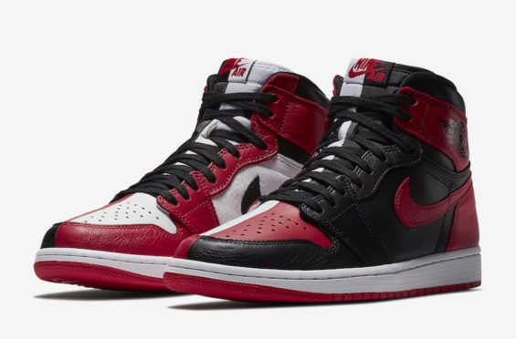 fd5d67f101987 Official Images  Air Jordan 1 Retro High OG Homage To Home Chicago Jordan  Brand is