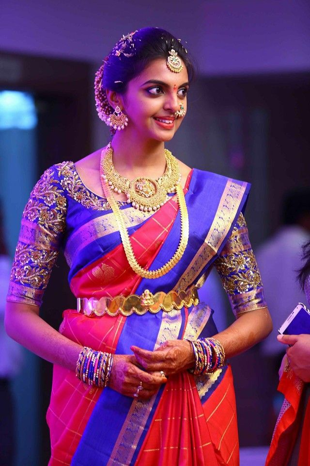 Zters Is A South Indian Wedding Website Brides In 2018 Pinterest Blouse Designs And Bridal