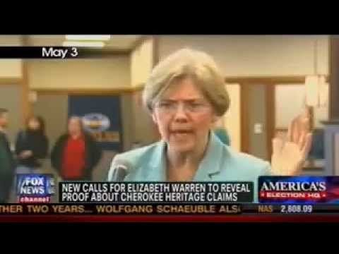 Cherokee Genealogist Slams Elizabeth Warren - Say Sen. Warren's story is absolutely not true. They have genealogy records from before the Trail of Tears and have also looked at her records and say it's just not true.