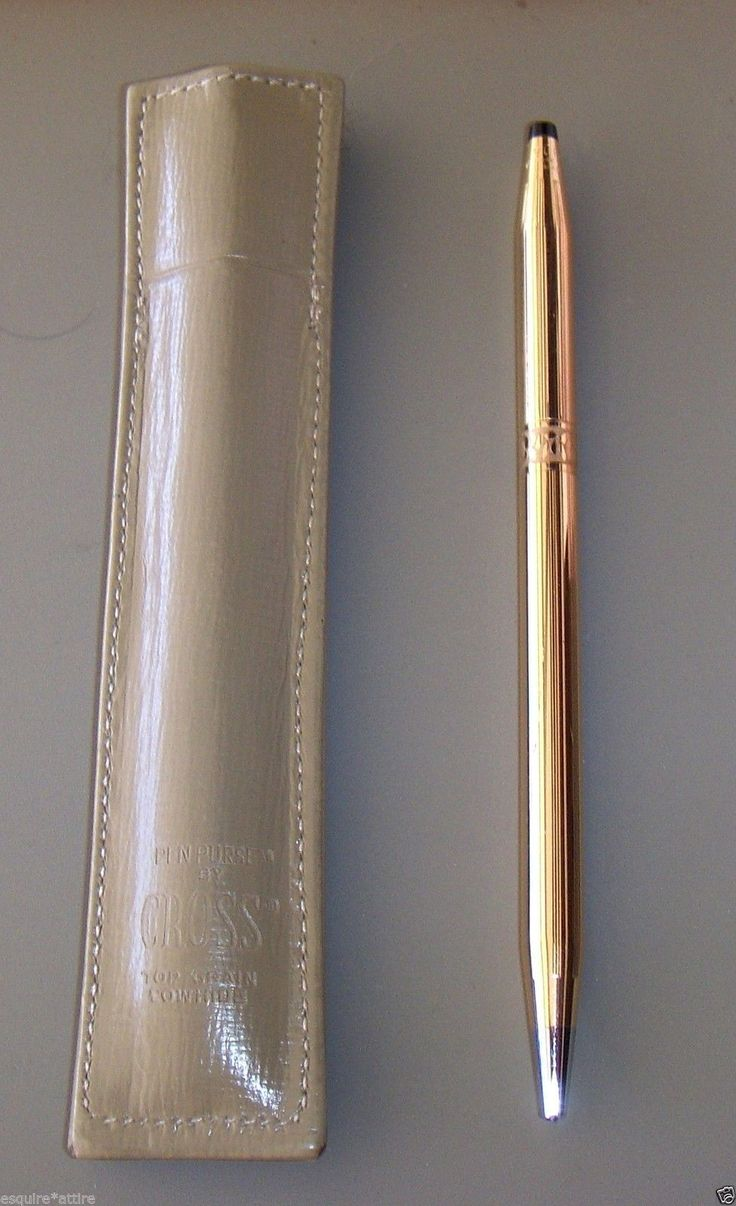 #CROSS Classic Century 14 Karat Gold Filled/Rolled Gold Ballpoint Pen wth case visit our ebay store at  http://stores.ebay.com/esquirestore
