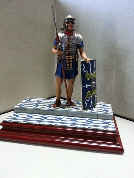 The Legion (Latin: Legionarius) was a heavy infantryman member of a military unit of the Roman army, formed usually by Roman citizens over age 15.
