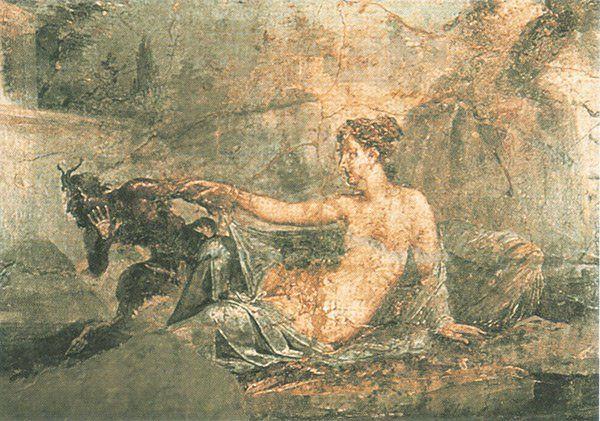 Encoberta pelas cinzas vulcânicas do Vesúvio, a excitante vida (sexual) de Pompeia permaneceu preservada durante séculos. Longe dos olhares dos moralistas e dos conservadores, mantiveram-se obras e objetos que demonstram como o povo romano se relacionava.