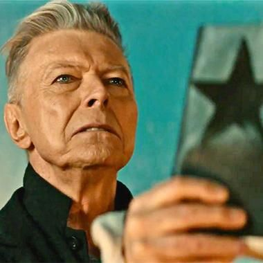 Music: David Bowie's 'Blackstar' video features space the occult and scarecrows