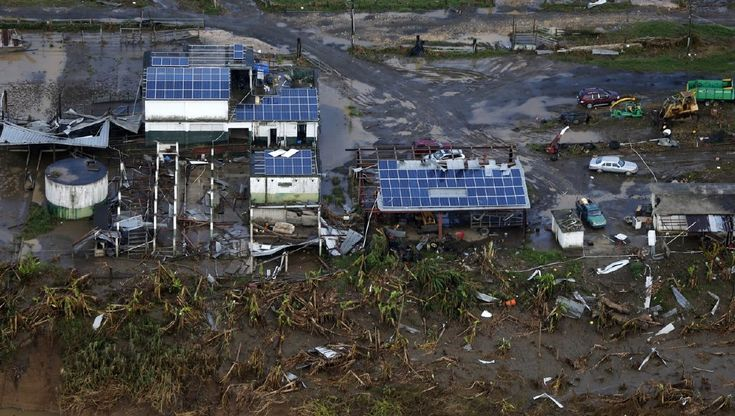 Puerto Rico blackout sparks interest in solar power for island's electric grid - the energy industry and other stakeholders are aiming to turn disaster into opportunity proposing a long-term reimagining of the electricity grid.