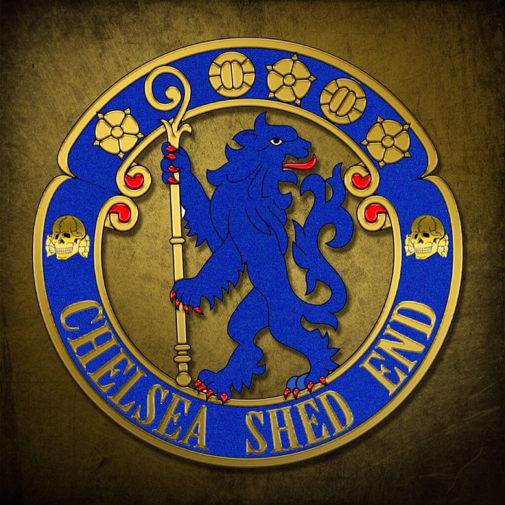 Chelsea FC - Shed End