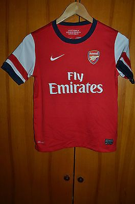 #Arsenal london #2012/2013/2014 home football #shirt jersey maglia nike kids,  View more on the LINK: 	http://www.zeppy.io/product/gb/2/162221453658/