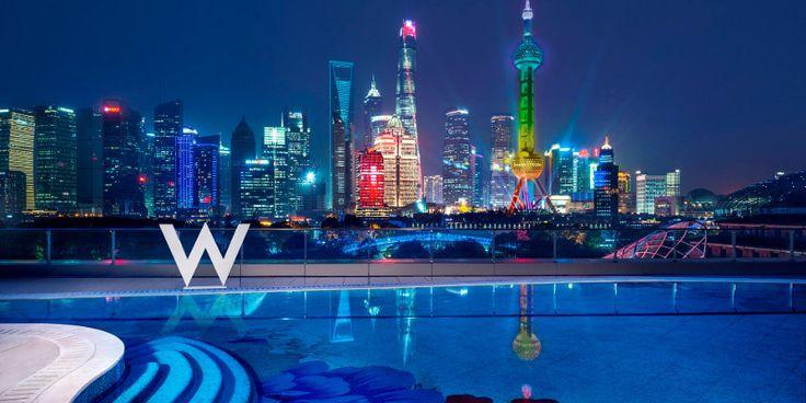 A New Hotel in China: W Shanghai - The Bund | Luxury Travel Advisor