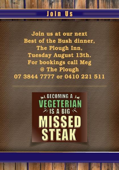 Best Plough Inn Beef  Beer Dinner Menu Images On