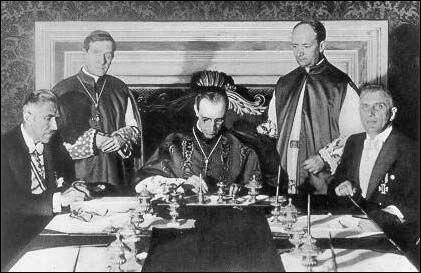 Pope mafia | Concordat between the Vatican and the Nazis 1933. Von Papen left ...