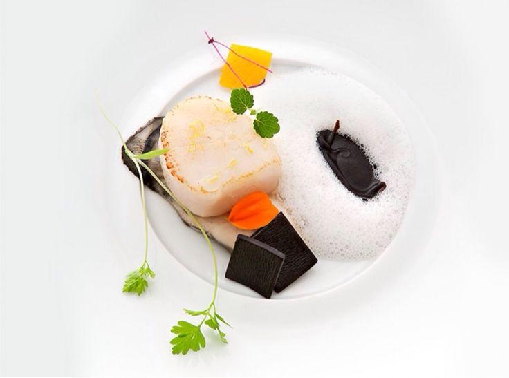 Astrance paris by chef pascal barbot food pinterest - Remorque cuisine barbot ...
