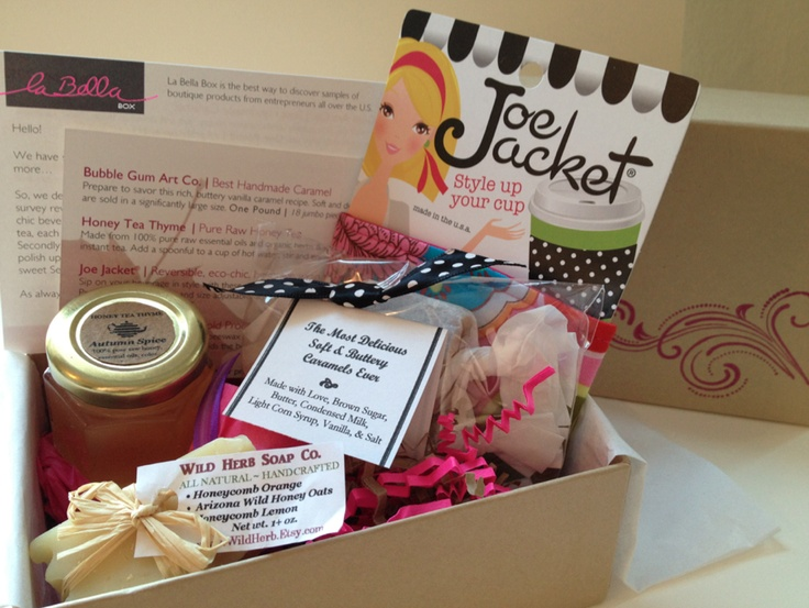 Best Monthly Sample Box Subscription Ideas Images On