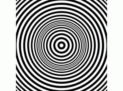 25 beste idee n over optische illusie kunst op pinterest optische illusies illusiekunst en. Black Bedroom Furniture Sets. Home Design Ideas