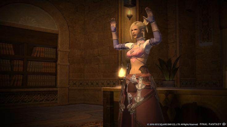 Final Fantasy XIV A Realm Reborn Review