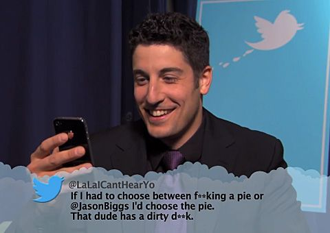 Celebrities Read Mean Tweets About Themselves: Music ...