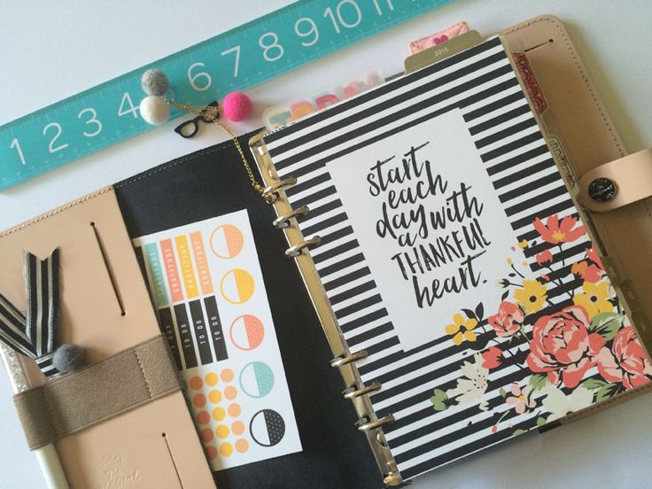 How to take a Print-and-Frame from the Silhouette Design store and create a Dashboard for your planner.