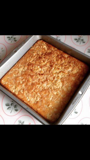 Maria Chou: Namandier (gâteau sans gluten)