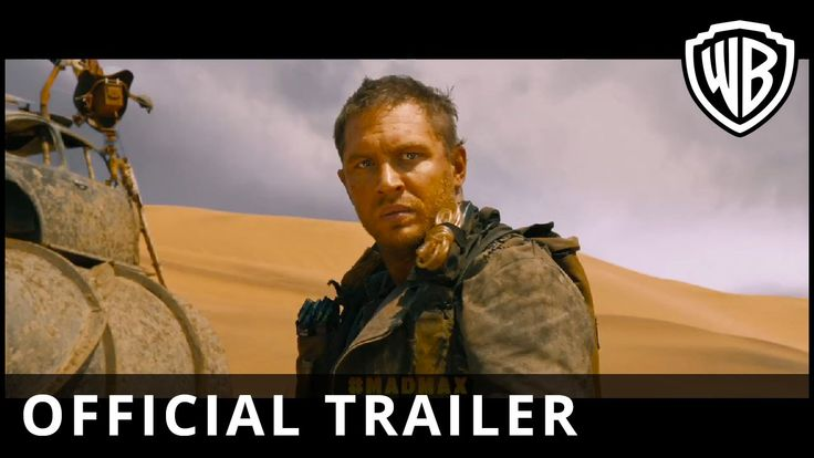 Mad Max: Fury Road (2015) (Official Trailer) [Warner Bros. UK] #madmax #furyroad #trailer #film #movies #tomhardy