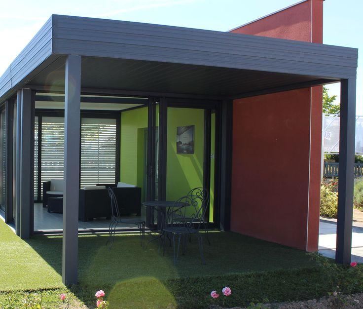 20 best pergola bioclimatique images on pinterest arbors pergolas and carriage house. Black Bedroom Furniture Sets. Home Design Ideas