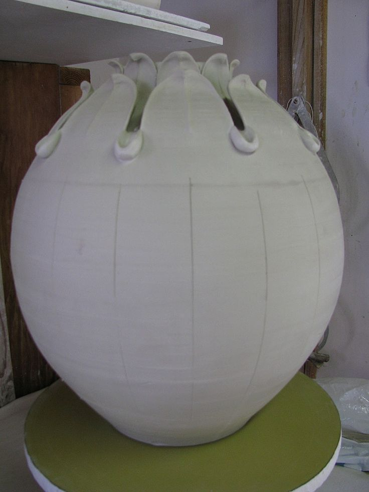 Jemerick Applying Texture Sculpting Altering Technique Tip Process Pottery Ceramics Clay Nouveau