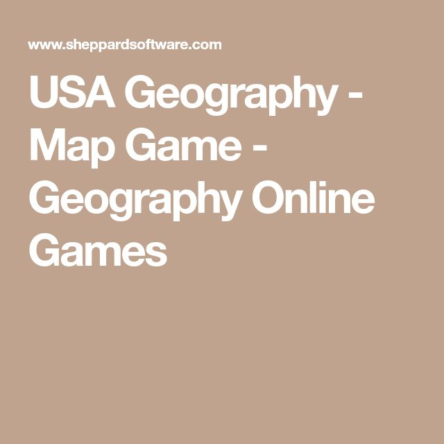 Best 25 Geography map games ideas on Pinterest Create your own