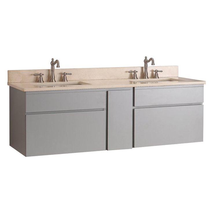 Double Bathroom Vanities Without Tops best 20+ bathroom vanities without tops ideas on pinterest